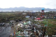 Typhon Hayan - Philippines 2013 - Photo AFP/NOEL CELIS
