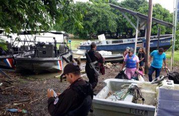 Evacuation Costa Rico - ouragan Otto
