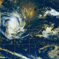 le cyclone Ivan a touché terre sur la côte Est de Madagascar