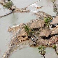 Cyclone Aila dans le golfe du Bengale : exemple de l'interaction pauvreté/risques dus aux catastrophes naturelles