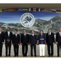 G8 à L'Aquila : première journée en demi-teinte