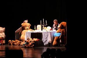 Nonprofit Teddy Bear Cancer Foundation