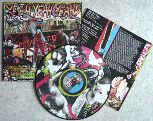 YEAH YEAH YEAHS Fever To Tell