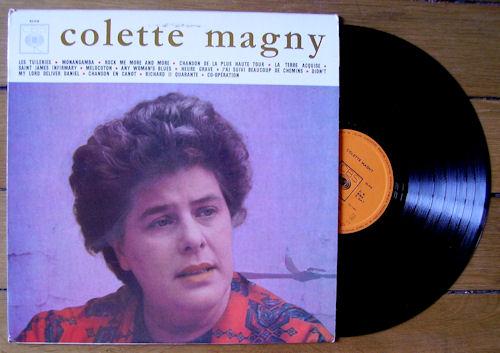 Colette Magny - Melocoton