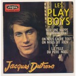 JACQUES DUTRONC – Les Playboys