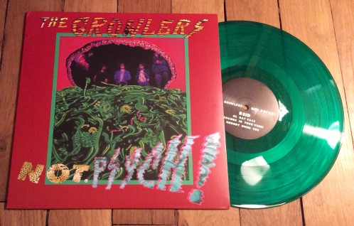 The Growlers - Not. Psych ! EP