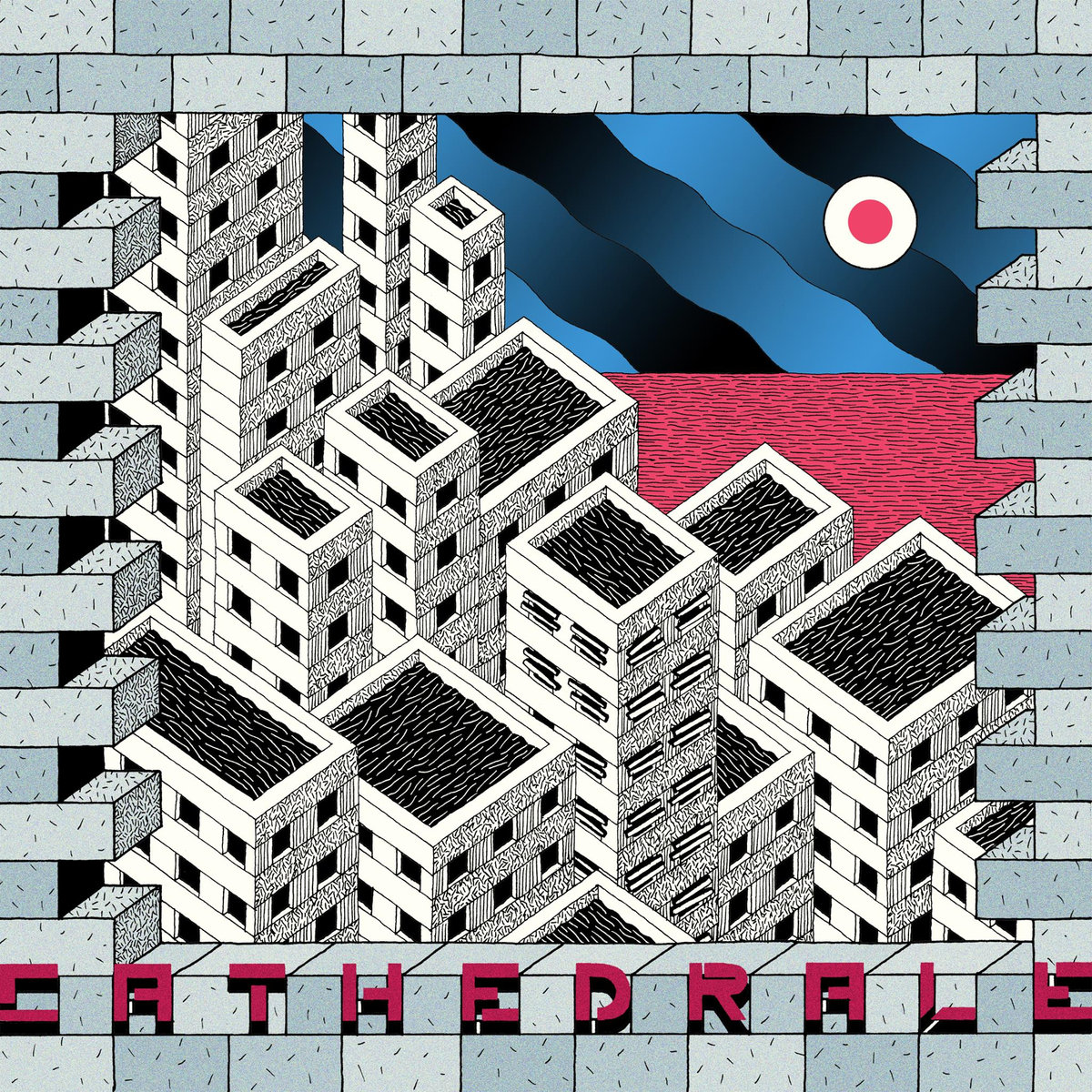 CATHEDRALE – Cathedrale EP