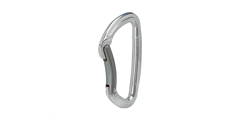Mousqueton d'escalade Element Steel Key Lock Mammut