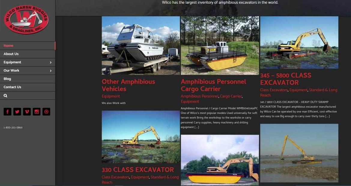 marsh buggies website image