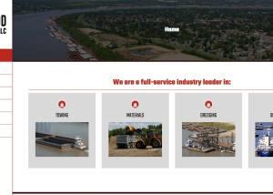Wood Resources Website Design