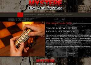 MYSTERE EPIC ESCAPE ROOM EXPERIENCE