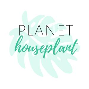 planet houseplant logo