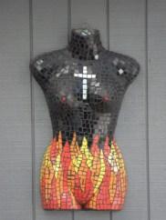 The Fire Goddess