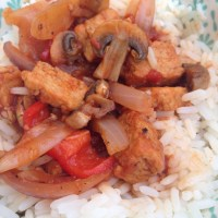 Slimming world diet coke quorn recipe!