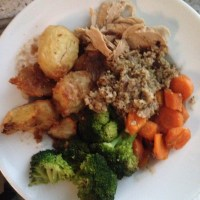 Slimming world syn free Roast Dinner