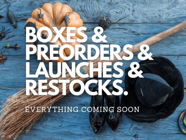 October 2020 – Everything Coming Soon