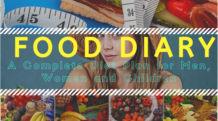 Diet Plan for Men, Women and Children