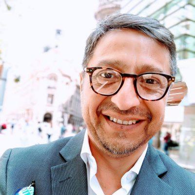 44 - BORIS CARÍKËO AGUILERA, Ph.D.
