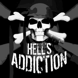 hells addiction - raise your glass