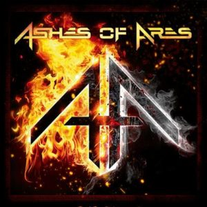 Artwork for Ashes For Ares' self-titled debut album
