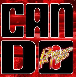 Pat Travers Band - Can Do Album Art