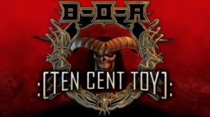 Ten Cent Toy BOA