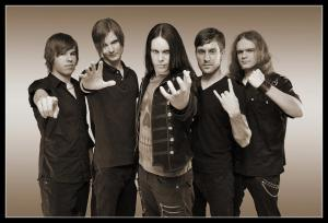 Victorius - Band Photo