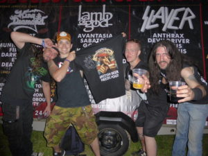 Bull-Riff Stampede interview BOA 2013