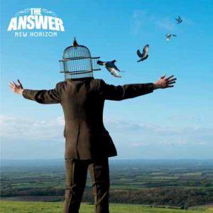 The Answer 'New Horizon' artwork