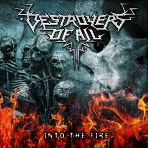 destroyers of all - album cover1