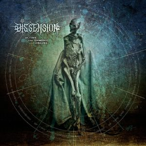 dissension - of time and chronic disease - album cover