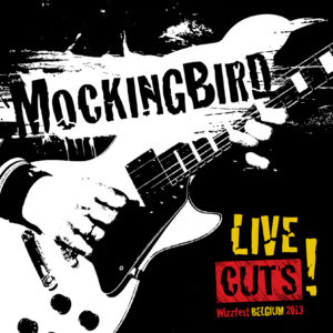 mockingbird - live cuts - album cover