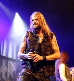 Iced Earth's Stu Block