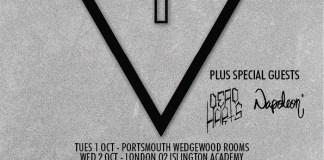 The Devil Wears Prada @ Oh Yeah Centre, Belfast – Friday 11 October 2013