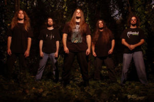 cannibal corpse - band photo 2008 - 131