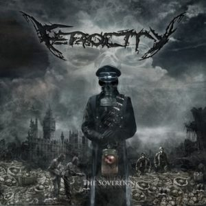 ferocity - the sovereign - album cover