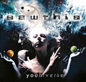 sawthis - youniverse - album cover art e