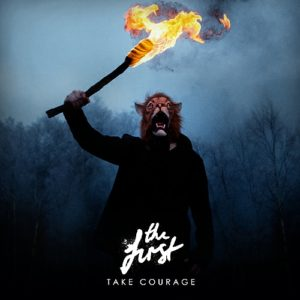 the first - take courage - album cover a
