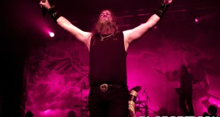 Amon Amarth photos – Birmingham academy – 12-11-2013