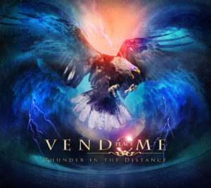 Place Vendome: Thunder in the Distance (Album Artwork)