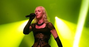 Liv Kristine, Leaves Eyes interview, October 2013