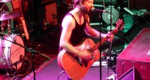 The Temperance Movement – Sugarmill,Hanley,15/11/2013.