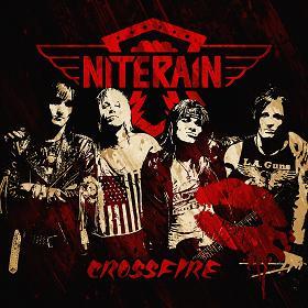 NiteRain Crossfire Album Cover