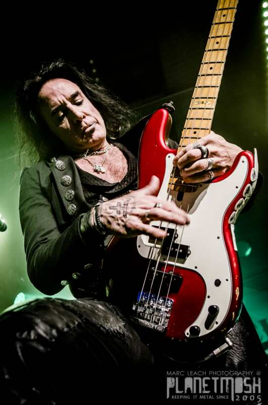 Black Star Riders + Support – Photo Gallery – Belfast – 15/12/2013