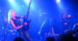 Raven/Girlschool – Sound Control, Manchester: 26/11/2013