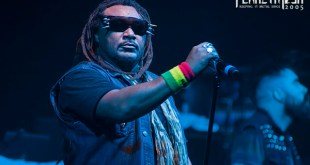 Photos of Skindred at Hard Rock Hell VII