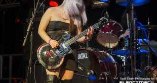 Photos of Alunah at Hard Rock Hell VII