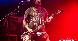 Photos of Phil Campbell at Hard Rock Hell VII