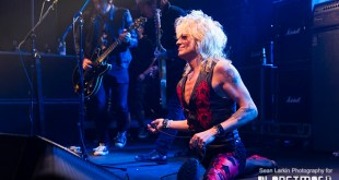Photos of Michael Monroe at Hard Rock Hell VII
