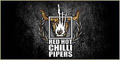 Red Hot Chilli Pipers logo Wacken 2014